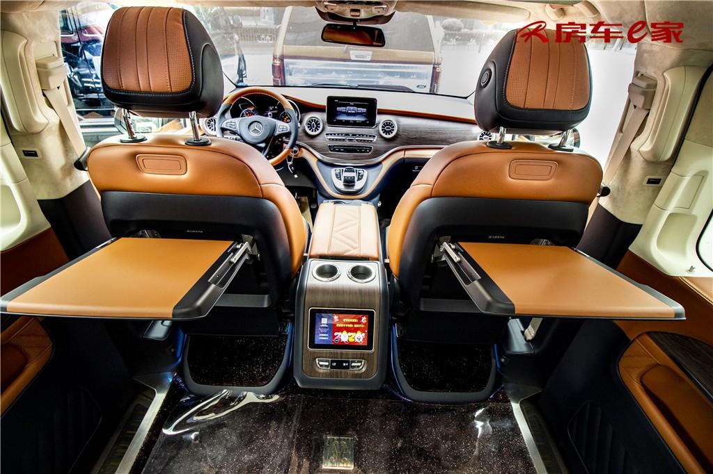 奔驰v260巴赫G大调商务车